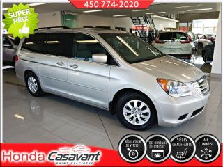 Used 2008 Honda Odyssey EX-L for sale in St-Hyacinthe, QC