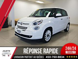 Used 2014 Fiat 500 L Sport, Plan Or for sale in Joliette, QC