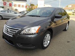 Used 2015 Nissan Sentra SV for sale in Guelph, ON