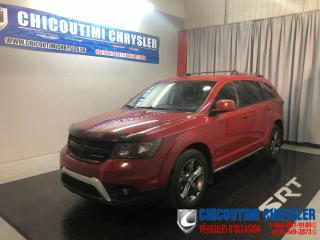 Used 2014 Dodge Journey Dodge Journey Crossroad 3.6L 2014 for sale in Chicoutimi, QC