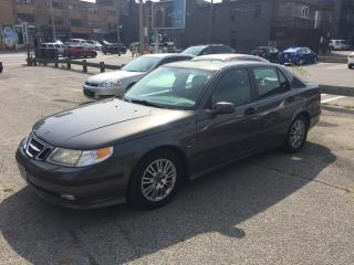 Used 2005 Saab 9-5 for sale in Toronto, ON