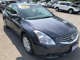 Used 2012 Nissan Altima 2.5 S for sale in St Catharines, ON