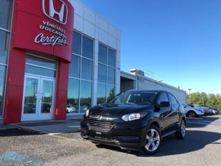 Used 2018 Honda HR-V LX for sale in Victoriaville, QC