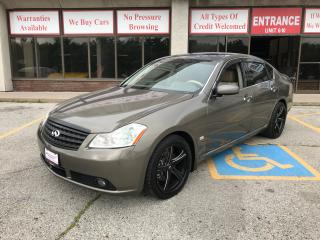 Used 2007 Infiniti M35 Luxury for sale in North York, ON