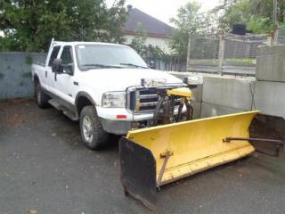 Used 2005 Ford F-350 CREW CAB AWD for sale in Montreal, QC