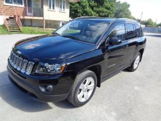 Used 2014 Jeep Compass FWD 4DR NORTH for sale in Montreal, QC