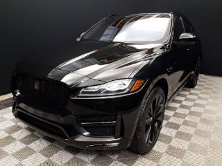 New 2019 Jaguar F-PACE RSPORT for sale in Edmonton, AB
