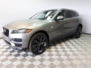 New 2019 Jaguar F-PACE $3,952.00 IN SAVINGS for sale in Edmonton, AB