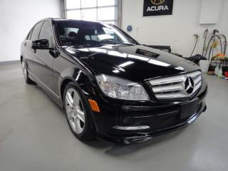 Used 2011 Mercedes-Benz C-Class C 300,4 MATIC,NAVI,NO ACCIDENT for sale in North York, ON