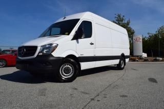 Used 2016 Mercedes-Benz Sprinter 2500 for sale in Parksville, BC