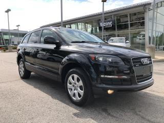 Used 2007 Audi Q7 Quattro 3.6L| PANORAMIC| LEATHER| for sale in Oakville, ON