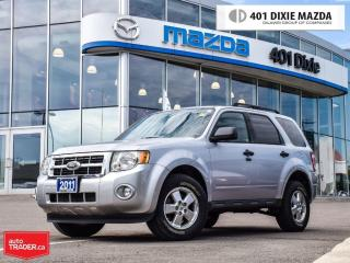 Used 2011 Ford Escape XLT Automatic 2.5L, NO ACCIDENTS,FINANCE AVAILABLE for sale in Mississauga, ON