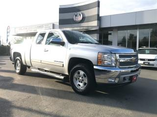 Used 2012 Chevrolet Silverado 1500 LT Z71 OFFROAD 4WD LOADED ONLY 82000Km for sale in Langley, BC
