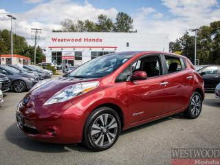Used 2015 Nissan Leaf SV , Zero Emissions for sale in Port Moody, BC