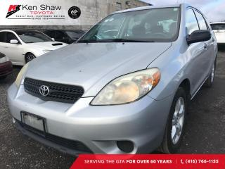 Used 2005 Toyota Matrix   NO ACCIDENTS   for sale in Toronto, ON