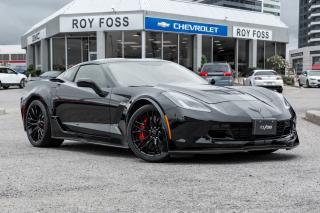 Used 2017 Chevrolet Corvette Performance Pkg Nav HUD for sale in Thornhill, ON