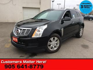 Used 2014 Cadillac SRX Luxury  NAV CUE PANO-ROOF BOSE BS LANE-DEPART PWR-GATE CAM MEM for sale in St. Catharines, ON