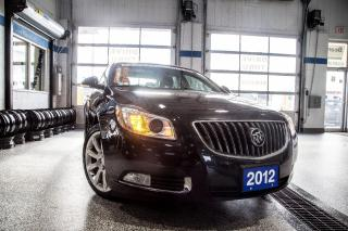 Used 2012 Buick Regal Turbo w/1SR for sale in Carleton Place, ON