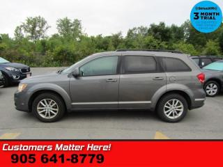 Used 2013 Dodge Journey SXT/Crew  V6 7 PASSENGER CAMERA DVD for sale in St. Catharines, ON