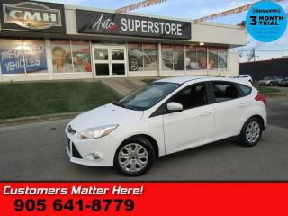 Used 2012 Ford Focus SE  HEATED SEATS BLUETOOTH POWER GROUP for sale in St. Catharines, ON
