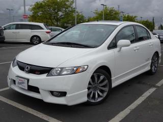 Used 2010 Honda Civic SEDAN Si for sale in Richmond, BC