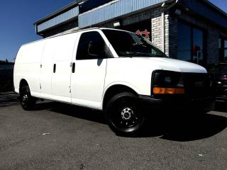 Used 2012 GMC Savana CARGO Traction arrière 3500 155 po 6.0L V8 for sale in Longueuil, QC