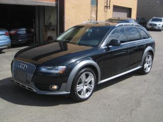 Used 2015 Audi A4 Allroad Wgn NAVIGATION, R.CAMERA, SUNROOF/SERVICE RECORDS for sale in North York, ON