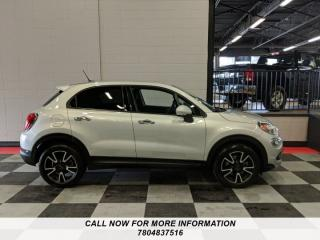 Used 2016 Fiat 500 X Sport, Heated Seats, Remote Start, Low Km's for sale in Edmonton, AB