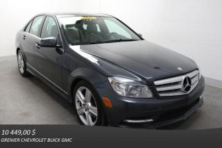Used 2011 Mercedes-Benz C 300 Cuir Toit Mags 17 for sale in Terrebonne, QC