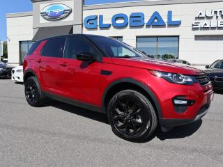 Used 2017 Land Rover Discovery Sport HSE LUXURY 7 PASSENGERS ONLY 4 K for sale in Ottawa, ON