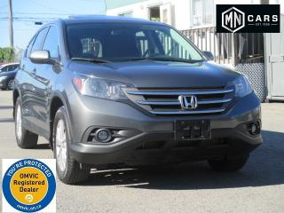 Used 2013 Honda CR-V EX 4WD 5-Speed AT for sale in Ottawa, ON