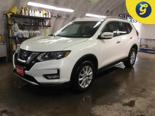 Used 2017 Nissan Rogue SV*AWD*FORWARD COLLISION WARNING*REVERSE CAMERA*SPORT/ECO MODE* FRONT HEATED SEATS* PUSH BUTTON IGNITION* REMOTE START*PASSIVE ENTRY* for sale in Cambridge, ON