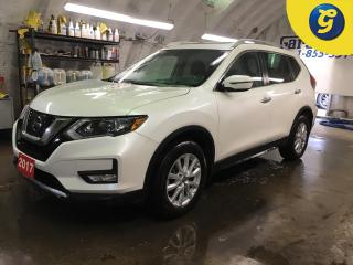 Used 2017 Nissan Rogue SV*AWD*POWER SUNROOF*FORWARD COLLISION WARNING*REVERSE CAMERA*PHONE CONNECT* SPORT/ECO MODE* FRONT HEATED SEATS* PUSH BUTTON IGNITION* REMOTE START* P for sale in Cambridge, ON