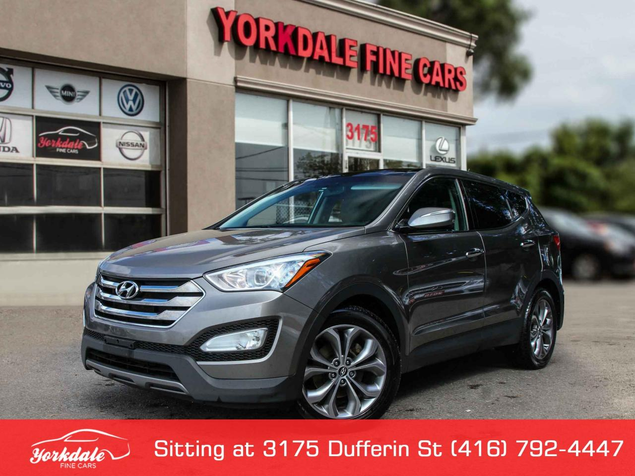 Used 2013 Hyundai Santa Fe Sport 2 0t Limited Navigation Camera