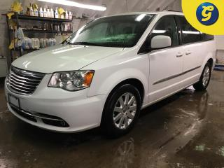 Used 2013 Chrysler Town & Country LUXURY*NAVIGATION*DUAL BLUE-RAY DVD*POWER SUNROOF*POWER SLIDING DOORS*STOWN GO SEATS*POWER TAILGATE*HANDS-FREE PHONE/STEERING WHEEL CONTROL/VOICE REC for sale in Cambridge, ON