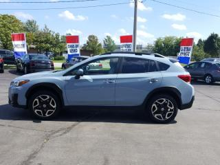 Used 2018 Subaru XV Crosstrek Limited with EyeSight! for sale in Brantford, ON