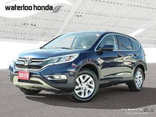 Used 2015 Honda CR-V EX-L Bluetooth, Back Up Camera, AWD, and More! for sale in Waterloo, ON
