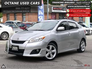 Used 2009 Toyota Matrix XR EXTRA SET OF WINTER TIRES WITH RIMS! for sale in Scarborough, ON