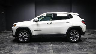 Used 2018 Jeep Compass Limited LEATHER | HANDS FREE | BACK UP CAM | KEYLESS ENTRY for sale in Kingston, ON
