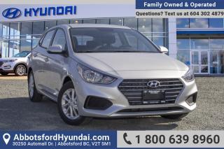 New 2019 Hyundai Accent Preferred for sale in Abbotsford, BC