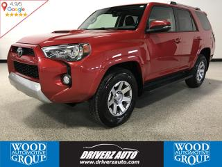 Used 2015 Toyota 4Runner SR5 V6 4X4, REMOTE START, LEATHER for sale in Calgary, AB