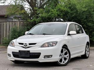 Used 2007 Mazda MAZDA3 GT for sale in St Catharines, ON