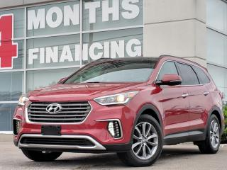 Used 2017 Hyundai Santa Fe XL Luxury | Navigation | Beige Leather | Panoramic for sale in St Catharines, ON