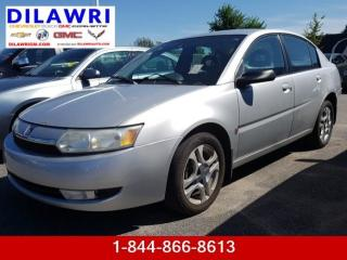 Used 2004 Saturn Ion Uplevel for sale in Gatineau, QC