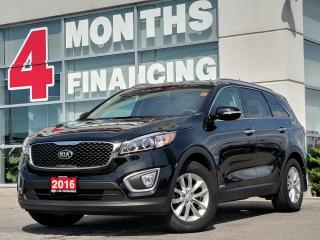 Used 2016 Kia Sorento LX AWD | Rear Sensor | Bluetooth | Heated Seat for sale in St Catharines, ON