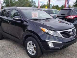 Used 2013 Kia Sportage LX AWD for sale in Mascouche, QC