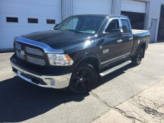 Used 2014 RAM 1500 Outdoorsman 3.6 L for sale in Alma, QC