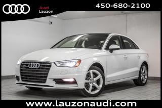 Used 2015 Audi A3 2.0T quattro Komfort for sale in Laval, QC