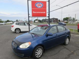 Used 2006 Hyundai Accent GL for sale in Lévis, QC