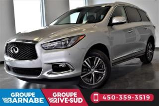 Used 2017 Infiniti QX60 Premium | Navigation for sale in Brossard, QC